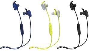 HA-ET65BV: JVC présente ses nouveaux intras Bluetooth pour sportifs