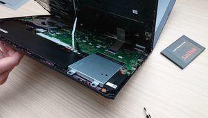 Labo – Asus FX570Z: un PC portable très difficile à upgrader