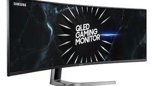 Samsung C49RG90: un écran panoramique 49 pouces 5K 120 Hz FreeSync