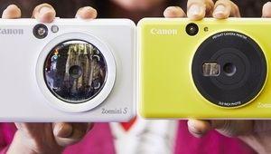 Canon présente ses appareils photo instantanés, les Zoemini S et C