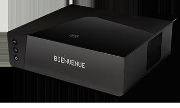 SFR box Fibre