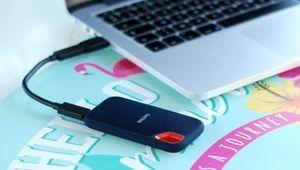 Bon plan – Le SSD externe SanDisk Extreme Portable 500 Go à 104,99€