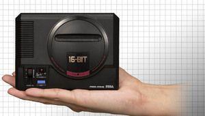 [MàJ] La Mega Drive Mini sort en septembre, avec 40 jeux