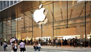 Apple: le prix des iPhone chute sur le marché chinois