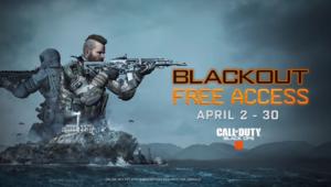 Le mode Battle Royale de Black OPS 4 gratuit pendant un mois