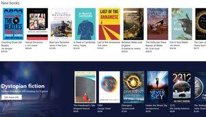 "Microsoft ferme le rayon ""livres"" de son Store"