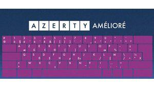 """Azerty amélioré et Bépo: l'Afnor normalise les """"nouveaux claviers"""""""