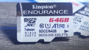 High Endurance, les cartes microSD résistantes selon Kingston