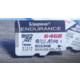 High Endurance, les cartes microSD résistantes selon Kingston