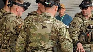 IVAS: le casque HoloLens2 pour l'armée se perfectionne
