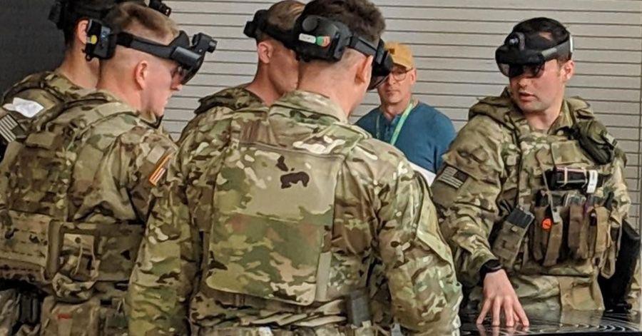 Un casque HoloLens 2 pour l'armée américaine livre des détails — IVAS