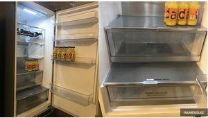 LG présente son réfrigérateur combiné GBB92STAXP Total No Frost