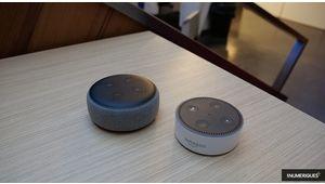 Des salariés d'Amazon écoutent les conversations sur Alexa