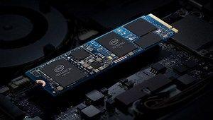 Intel combine mémoire QLC et 3D Xpoint sur ses SSD hybrides Optane H10