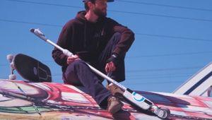E-STIQ: quand des Français inventent le bâton de Quidditch pour route