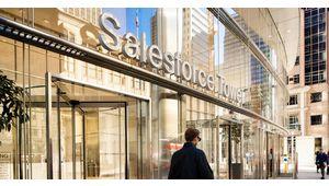 Salesforce rachète sa fondation pour 300 millions de dollars