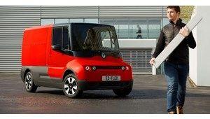 Renault EZ-FLEX: un utilitaire électrique taillé pour la ville
