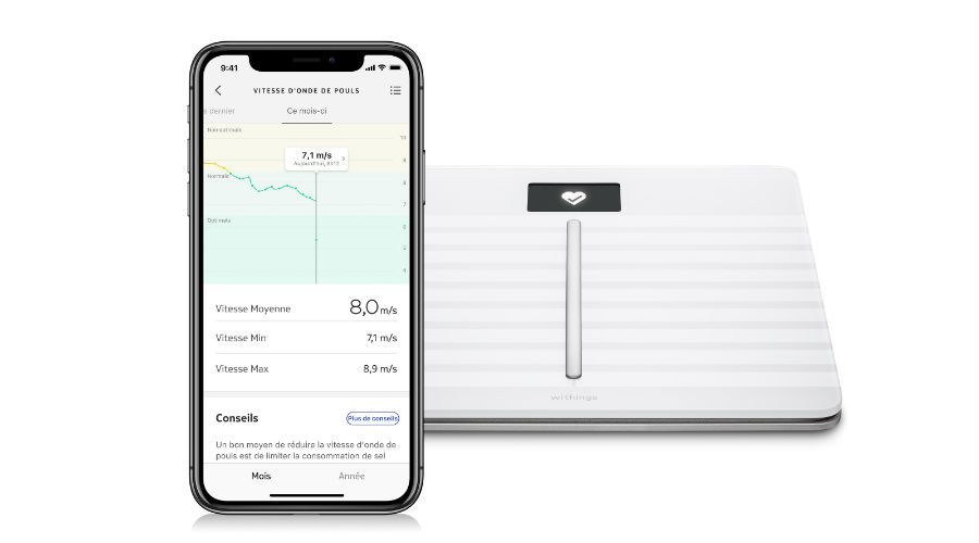 Withings body cardio a