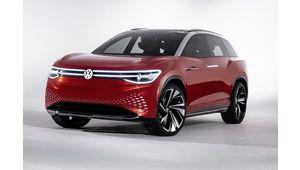 VolkswagenID. Roomzz: un SUV électrique XXL