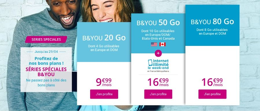 Bouygues B%26You 80 Go