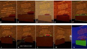 Microsoft veut rendre la VR accessible aux déficients visuels