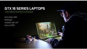 GeForce GTX 16 mobile: pour des laptops gaming à partir de 800€