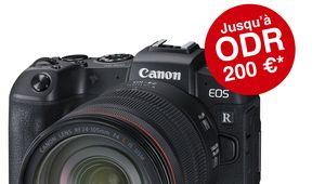 Bon plan – Jusqu'à 200€ d'ODR pour l'achat d'un kit Canon EOS RP