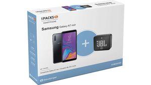 French Days – Samsung Galaxy A7 + enceinte JBL GO 2 à 249€