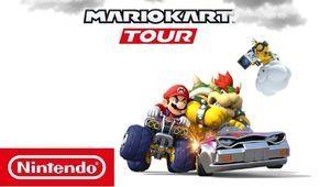 Mario Kart sur Android va faire chauffer les pneus dans une bêta
