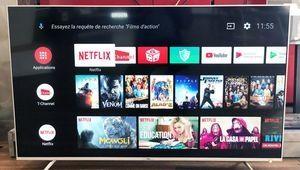 French Days – Le TV 4K TCL 55DP660 à 449€ au lieu de 649€
