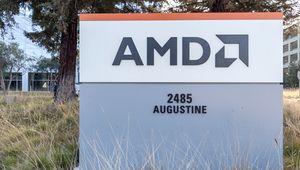 Mauvaise passe pour AMD qui reste dans le vert et voit devant