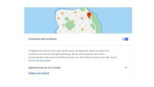 Google propose la suppression automatique de données qu'il collecte