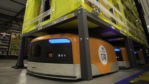 Amazon: pas d'entrepôts entièrement robotisés avant au moins dix ans