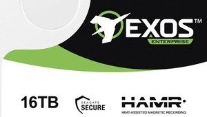 Seagate commercialise ses disques durs 16To PMR