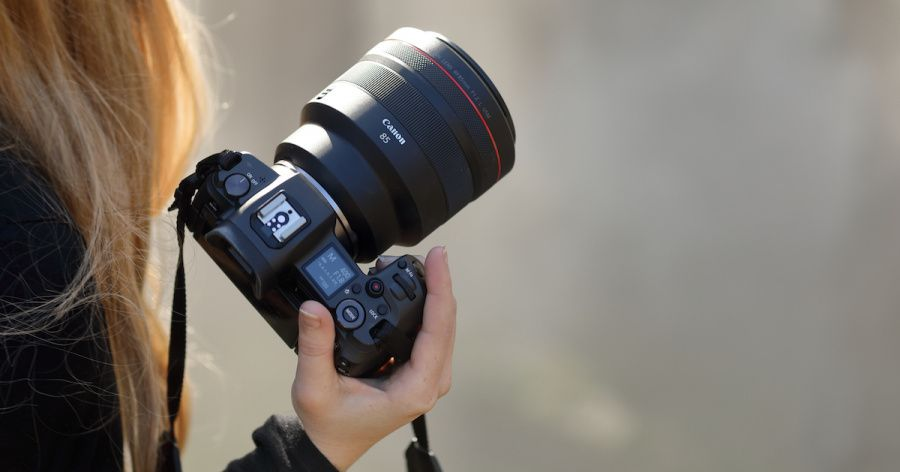 Canon EOS RF 85 mm f/1,2