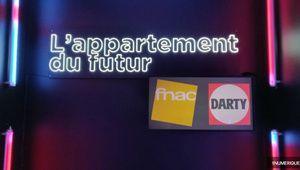 """Fnac-Darty: un """"appartement du futur"""" dédié aux produits innovants"""