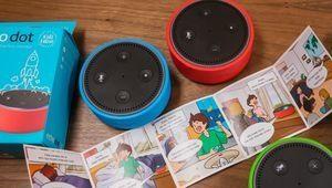 Amazon épinglé pour collecter les données avec l'Echo Dot Kids