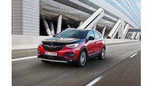 L'Opel Grandland X reçoit une version hybride rechargeable