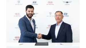Hyundai et Kia investissent 80 millions d'euros dans Rimac