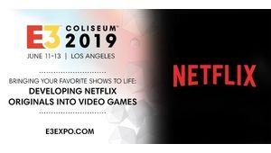 Netflix présentera ses projets autour du jeu vidéo à l'E32019