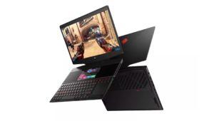 HP OmenX 2S: un laptop gamer à deux écrans
