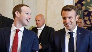 Appel de Christchurch, Tech for Good: Macron mobilise la tech