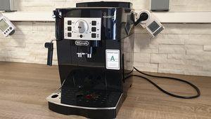 La cafetière Delonghi Magnifica S est arrivée au labo