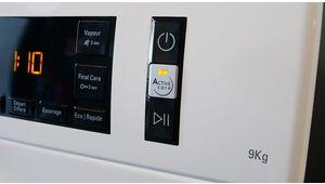 Labo – La fonction Active Care du lave-linge Hotpoint Ariston Natis