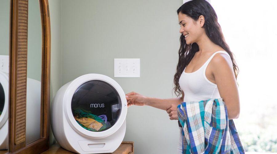 Morus, un sèche-linge innovant et sans pression (atmosphérique)