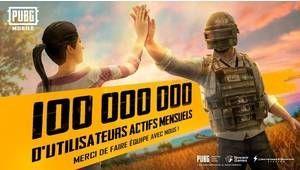 100 millions de joueurs sur PUBG Mobile et un Royale Pass au programme