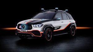 Mercedes dévoile l'ESF 2019: la sécurité routière avant tout