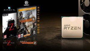 [Épuisé] Bon plan – Le processeur AMD Ryzen 52600 à 134,95€ + 2 jeux