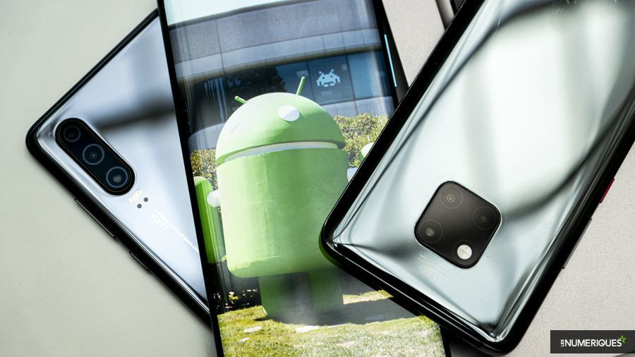 Android huawei bis