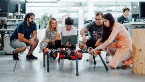 De la robotique chez Facebook pour perfectionner les IA